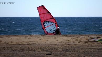 Wind report FR, Leucate - La Franqui (11) du 2015-01-02 12:00:00