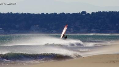 Wind report FR, Leucate - La Franqui (11) du 2015-01-06 12:00:00
