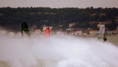Wind report FR, Leucate - La Franqui (11) du 2015-01-16 12:00:00