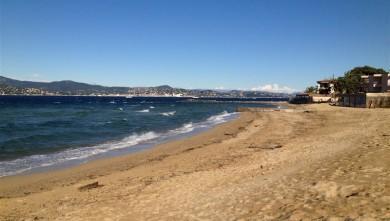 Wind report FR, Saint-Tropez - Pearl Beach (83) du 2015-01-17 13:00:00