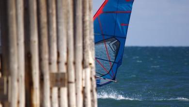 Wind report FR, Leucate - La Franqui (11) du 2015-01-20 12:00:00