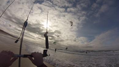 wind report FR, Le Porge (33) du 2015-01-24 13:00:00