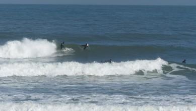 Surf report MA, La Bobine (MA) du 2015-01-23 12:00:00