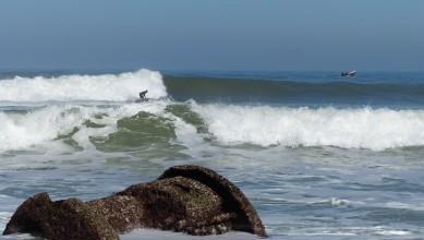 Surf report MA, La Bobine (MA) du 2015-01-26 11:00:00
