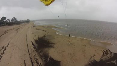 Wind report FR, Andernos - Le Betey (33) du 2015-01-29 12:00:00