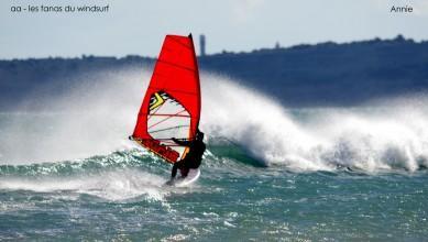 Wind report FR, Leucate - La Franqui (11) du 2015-01-31 12:00:00