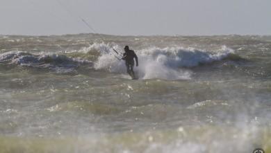 Wind report FR, Les Huttes (17) du 2015-02-01 13:00:00