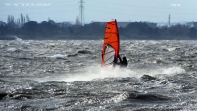 Wind report FR, Le Barcarès - Cap Coudalère  (66) du 2015-02-06 12:00:00