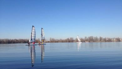 Wind report FR, Bordeaux-Lac (33)