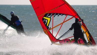 Wind report FR, Leucate - La Franqui (11) du 2015-02-18 12:00:00