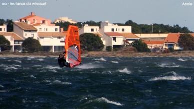 Wind report FR, Le Barcarès - Cap Coudalère  (66) du 2015-02-24 12:00:00