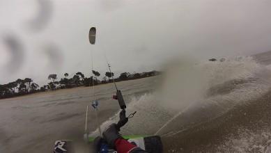 Wind report FR, Andernos - Le Betey (33) du 2015-02-24 11:00:00