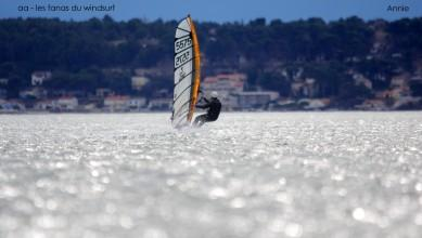 Wind report FR, Leucate - La Franqui (11) du 2015-03-02 12:00:00
