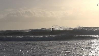Wind report FR, La Lagune (33) du 2015-02-24 12:00:00