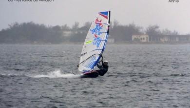 Wind report FR, Le Barcarès - Cap Coudalère  (66) du 2015-03-21 12:00:00