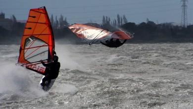Wind report FR, Le Barcarès - Cap Coudalère  (66) du 2015-03-25 12:00:00