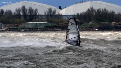 Wind report FR, Le Barcarès - Cap Coudalère  (66) du 2015-03-30 12:00:00