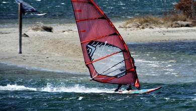 Wind report FR, Leucate - La Franqui (11) du 2015-04-02 12:00:00