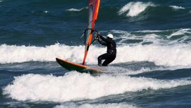 Wind report FR, Saint-Cyprien - La Nord (66) du 2015-04-08 12:00:00