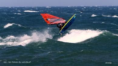 Wind report FR, Saint-Cyprien - La Nord (66) du 2015-04-10 12:00:00