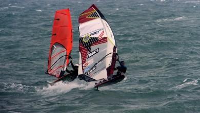 Wind report FR, Saint-Cyprien - La Nord (66) du 2015-04-16 12:00:00