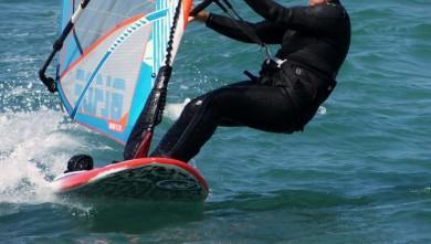 Wind report FR, Saint-Cyprien - Plage de l'Art (66) du 2015-05-31 12:00:00