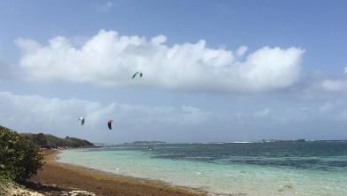 Wind report MQ, Cap Chevalier (MQ)