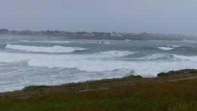 Wind report FR, La Torche (29)