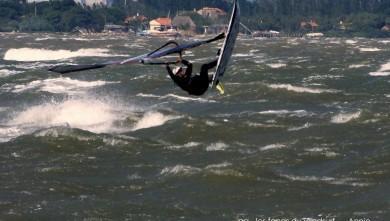 Wind report FR, Le Barcarès - Cap Coudalère  (66) du 2015-06-17 12:00:00