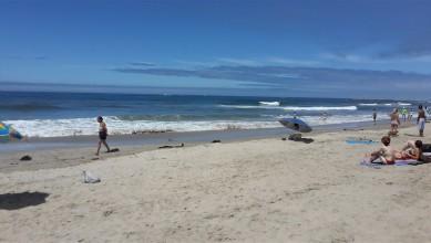 wave report PT, Praia de Suave Mar (PT) du 2015-07-30 17:00:00