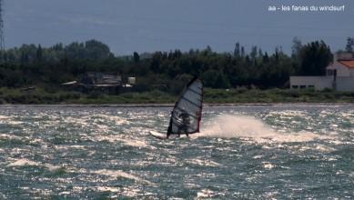 Wind report FR, Le Barcarès - Cap Coudalère  (66) du 2015-08-09 12:00:00