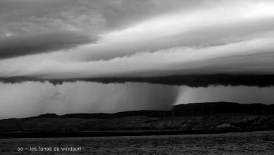 Wind report FR, Le Barcarès - Cap Coudalère  (66) du 2015-08-13 12:00:00