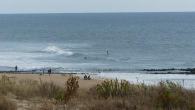 Wind report FR, Contis Plage (40)