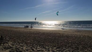 Wind report FR, Lacanau Océan - La Nord (33)