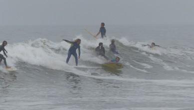 Surf report MA, La Bobine (MA) du 2015-10-05 12:00:00