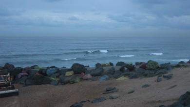 Surf report FR, Anglet Sables d'Or (64) du 2015-10-22 09:00:00
