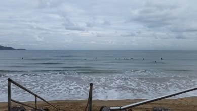 Surf report FR, Hendaye (64) du 2015-10-22 09:00:00