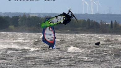 Wind report FR, Le Barcarès - La Coudalère (66) du 2015-10-22 17:00:00