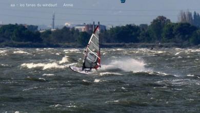 Wind report FR, Le Barcarès - Cap Coudalère  (66) du 2015-10-21 17:00:00