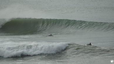 Surf report FR, Le Gurp (33) du 2015-10-23 16:00:00