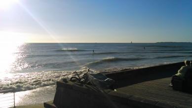 surf report FR, Bonne Source (44)