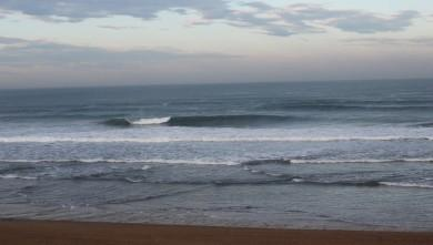 Surf report FR, Anglet Sables d'Or (64) du 2015-10-26 09:00:00