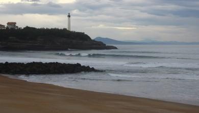 Surf report FR, Anglet VVF (64) du 2015-10-27 09:00:00