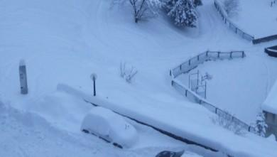 snow report FR, Flaine (74)