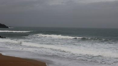 Surf report FR, Anglet Surf Club (64) du 2015-12-04 10:00:00