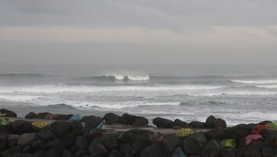wave report FR, Anglet VVF (64) du 2015-12-09 09:00:00