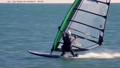 Wind report FR, Leucate - Les Coussoules (11) du 2015-12-09 17:00:00