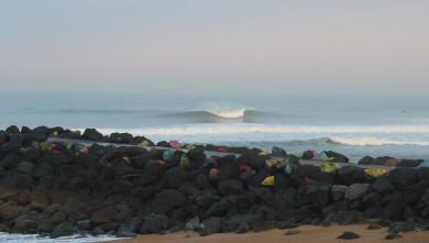 wave report FR, Anglet Surf Club (64) du 2015-12-10 09:00:00
