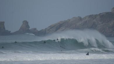 surf report FR, Quiberon - Port Rhu (56)