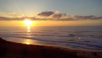 Surf report FR, Hourtin Océan - La Centrale (33) du 2015-12-13 20:00:00